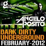 ANGELO POSITO on GLOBAL MIXX RADIO (FEB 2012)