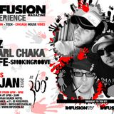 LIVE - Smokingroove Marko @ Infusion Experience - 360, 24 May '12