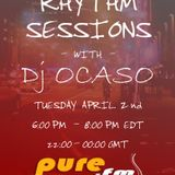 Dj Ocaso - Night Rhythm Sessions 033 [April 02 2013] on Pure.FM