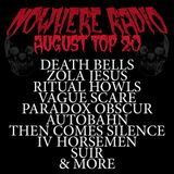Top 20 Post-Punk / Goth / Darkwave Releases August 2017