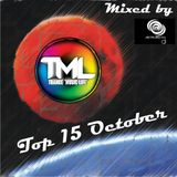 Top 15 October TML (Mixed By Astraroth)