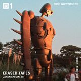 Erased Tapes - Japan Special III - 19th February 2018