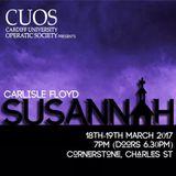 CUOS Presents: Susannah Preview - Conall Keaveney
