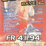 Lars Nielsen @ Cosmic Rave 2 04.11.1994