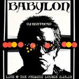 Dj RIVITHEAD - BABYLON LIVE @ THE PEGASUS LOUNGE 2.15.19