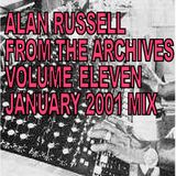 From The Archives Volume 11 January 2001 - Alan Russell Radio Mix