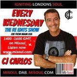 CJ Carlos / Re-edit show / Mi-Soul Radio / Wed 2-4pm / 03.02.16