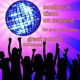 disco on request for your whole day great sound!!