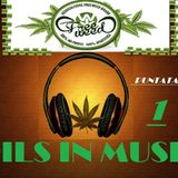 Pils In Music 1 ( Puntata 1 Agosto 2017 ) By FreeWeed Radio 4.20