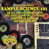 Sample Science 101 Mixtape - Brimstone Sounds (DJ Crown)