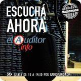 Programa El Auditor Radio - 07/08/2014