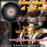 DJ TEVA in session.sonido Remember in the mix años 90,Junio'19.