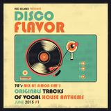 DISCO FLAVOR 70's Mix By Simon Sim's