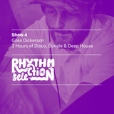Rhythm Selection Show 4: Live from Makerparkradio.nyc Fridays 8pm - 10pm EST/NYC