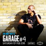 Andy Ward - The Only Way is Garage 1st Anniversary Promo Mix.