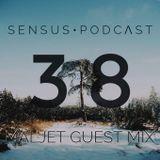 SENSUS • PODCΛST #38 / MALJET GUEST MIX