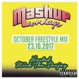 #MashupMondays(October's_Freestyle)