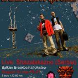 Shazalakazoo - Live in Amsterdam
