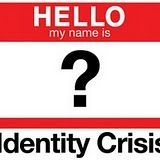 identity crisis - hello, we are...(part 1)