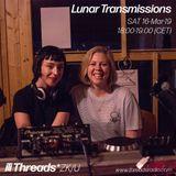 Lunar Transmissions w/ Rachael Van Heathcote & Aimée Ní Mhaolaín 16-Mar-19 (Threads*ZK/U)
