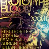 Art Style : Techno | Prototype Blood With DJ Áder | Episode 32 [Part 5] - Julian Liberator