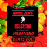 "ZED BIAS ""HABENERO BEATS Vol1"""