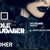 Nicole Moudaber live @ Vicious Live (Goya Social Club Madrid)   17.12.2015 [FREE DOWNLOAD]