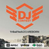 AIMEC e Yellow DJ Contest Tribaltech 2014 – Reboot Mode – Techno Monster