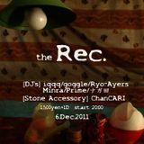 "Mixed on ""the Rec. ""@ club buddha 6.Dec.2011"