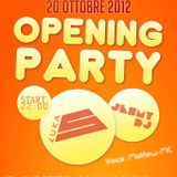 Luca Esse + Mattew Mc (Dance/Slowstyle/Early Hardstyle) @ B SPIDER 20-10-2012