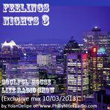 ♪ @YoanDelipe - Feelings Nights #3