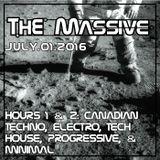 2016 07 01: The Massive