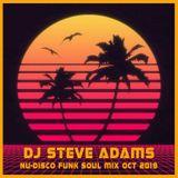 Nu-Disco Funk Soul Mix Oct 2019