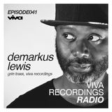 Viva Recordings Radio 041 :: Demarkus Lewis Live @ THIS! (LA Edition)