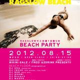 RAGSLOW BEACH 2012