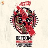 Arzadous @ Defqon.1 Festival Australia 2015