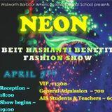 NEON Fashion Show Set