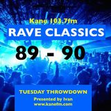 RAVE CLASSICS - SUMMER OF LOVE - 1989 to 1990