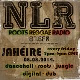NLR 87.6fm - Roots Reggae Radio 08.08.2014.