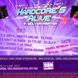 DJ Shux w/ MC's Crunchy B2B Crisis Hardcores Alive Launch Event