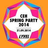 LYVEL @ CEH Spring Party 2014