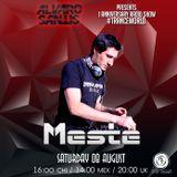 Meste - 1st Anniversary #TranceWorld Radio Show Alvaro Santis (8 August, 2015)