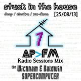 (Stuck In The) House AP>FM Session Vol. 7 - W&B SUPERCOMPUTER