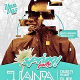 Juanpa @ Live at Van Vas Club (26.04.14)