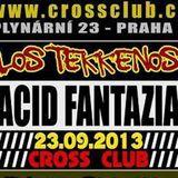 Dave.LXR - Live 3decks mix @ Acid fantasia party