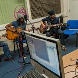 SONIC BANDWAGON ON PURE 107.8FM  - THE 43RD ONE WITH GORILLA RIOT IN THE STUDIO