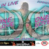 ONE LOVE LIVE IN SESSION PARTE I
