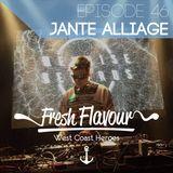 FRESH FLAVOUR PODCAST #046 - JANTE ALLIAGE