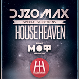 ZOMAX - House Heaven episode 148 (October 2015 vol.2)