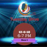 Tuesday Drive 12-6-18   6-7